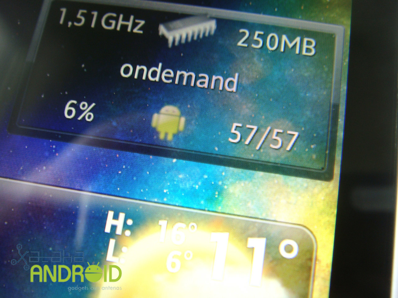 Foto de Sony Xperia S, análisis a fondo (17/50)