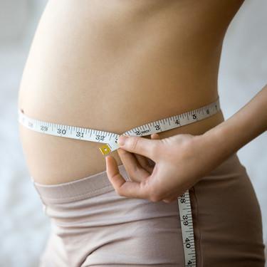 A mayor incremento de peso en el embarazo, mayores complicaciones en el parto, aunque seas delgada antes de la gestación