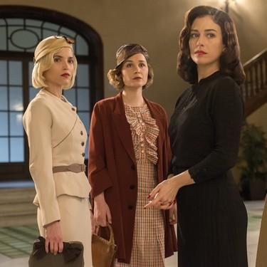 """Así son los primeros looks de la tercera temporada de """"Las Chicas del cable"""" ¡Y sabemos cuando se estrena!"""