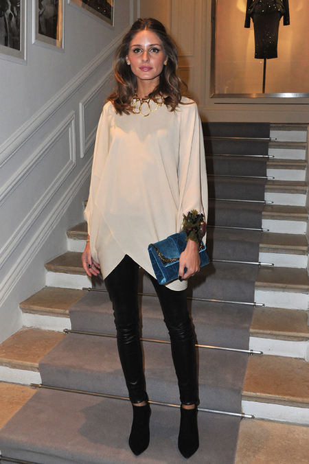 Olivia Palermo Paris