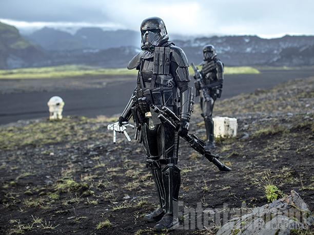 'Rogue One: Una historia de Star Wars', nuevas fotografías
