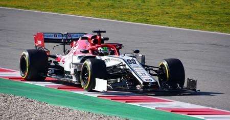 Giovinazzi Espana F1 2019