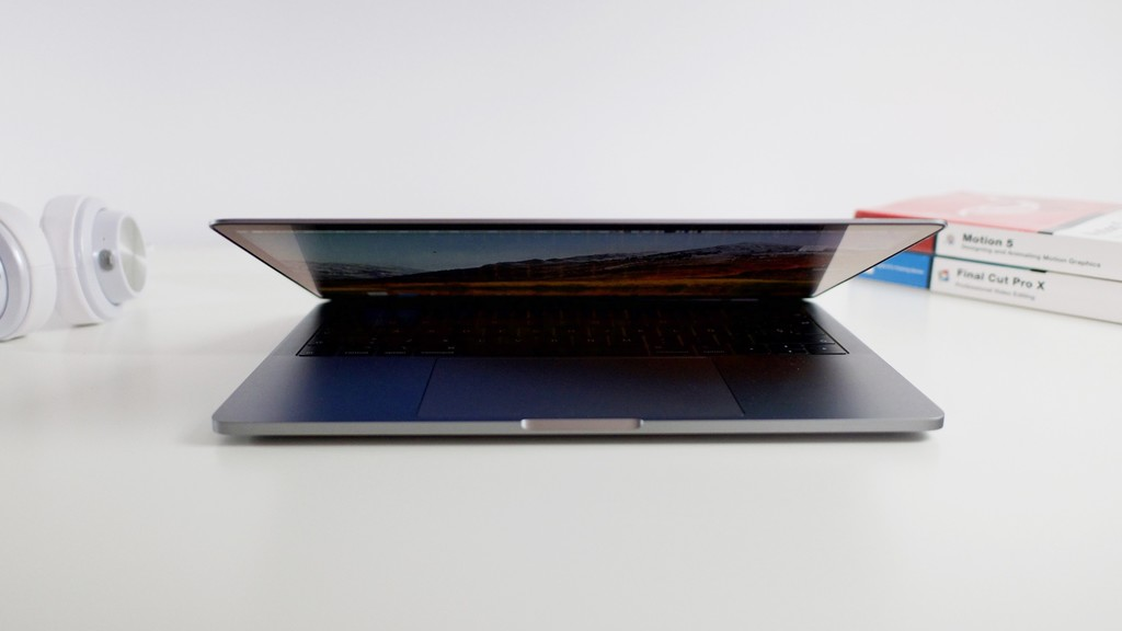 MacBook Pro análisis