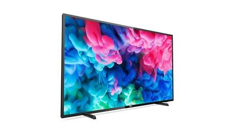 Philips 55PUS6503/12: una interesante smart TV de 55 pulgadas que puedes encontrar más barata en PcComponentes, por 419 euros