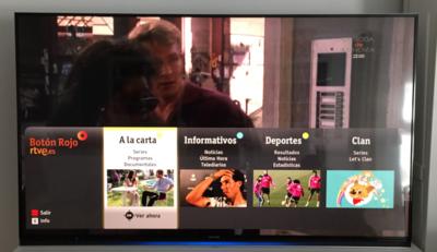 HbbTV 2.0 ya está preparado y en 2016 comenzaremos a poder disfrutar de él