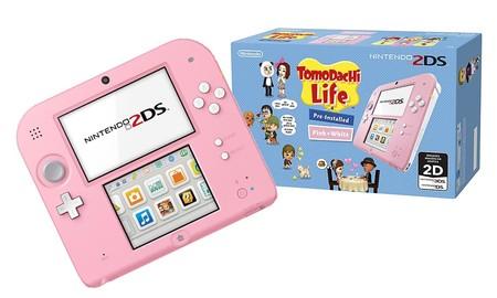 Por sólo 71,20 euros si usas el cupón PREGALO5 de eBay, te puedes llevar una Nintendo 2DS con Tomodachi Life para regalar estas navidades