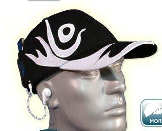 iSoundCap, gorra con compartimento para el reproductor
