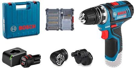 Bosch Professional Gsr 12v 15 Fc