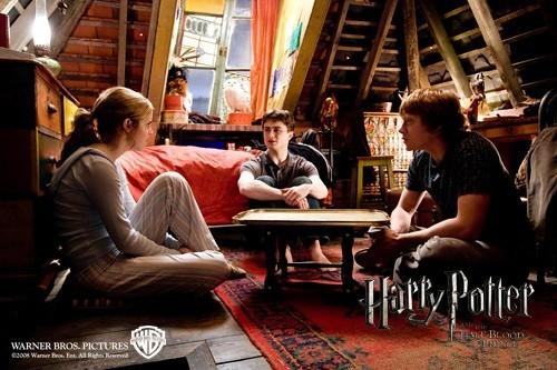 Foto de Nuevas fotos de Harry Potter 6 (3/4)
