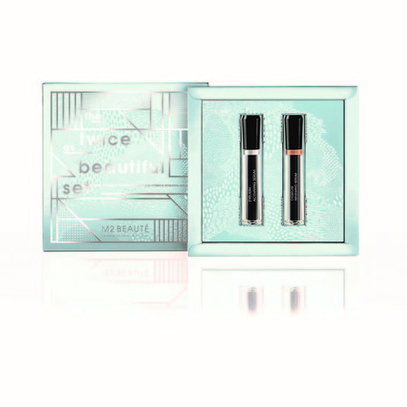 The Twice As Beautiful Set Eyelash Activating Serum 1