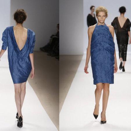 Joaquín Trías en la Semana de la Moda de Nueva York