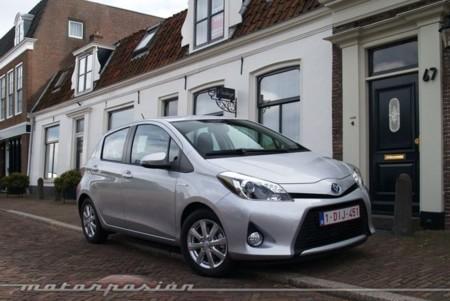 Toyota Yaris Híbrido Ámsterdam