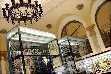 Wall Street tiene su Museo de la historia financiera