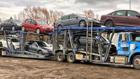 Coches Diesel Volkswagen Paralizados