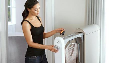 Swash, la máquina que pretende tener lista nuestra ropa en sólo diez minutos
