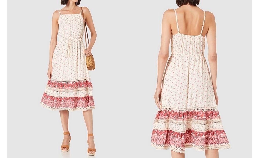 Superdry Ameera Cami Dress Vestido para Mujer