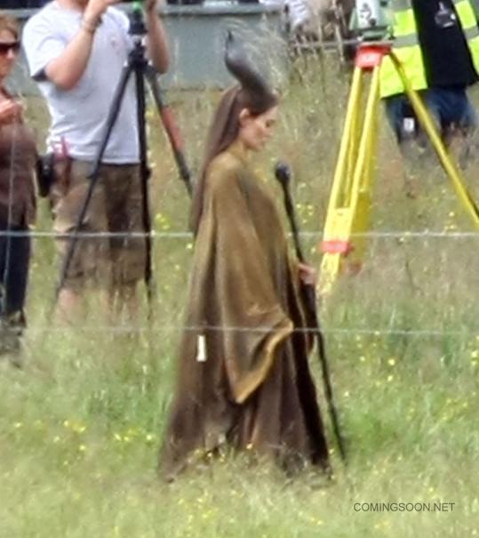 Foto de Angelina Jolie en 'Maleficent' (1/3)