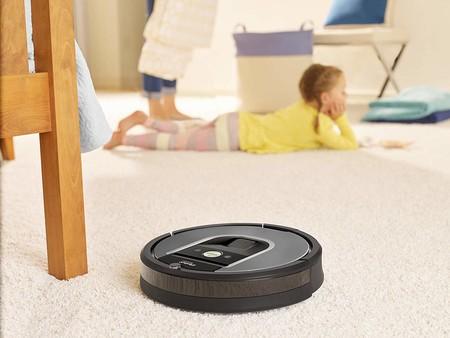 La gama alta de iRobot, al mejor precio en Amazon: Roomba 960 por 479 euros, compatible con asistentes de voz