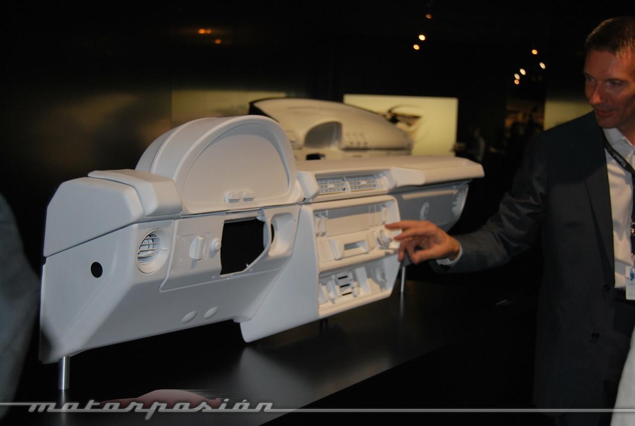 Foto de Mercedes-Benz Clase M 2012 (presentación estática) (10/38)