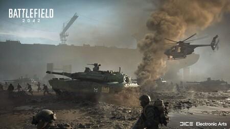 Battlefield 2042 ya está disponible en preventa en Amazon México