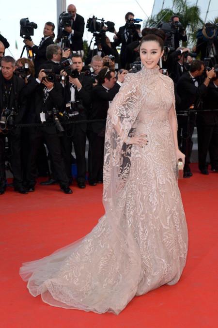 Fan Bingbing Festival Cannes 2012 Elie Saab