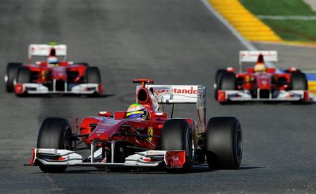 Las cinco últimas veces que la Fórmula 1 tuvo tres coches en un mismo equipo