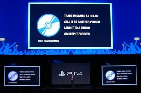 Así se prestan los juegos de PS4. Y nada de conexión obligatoria a Internet