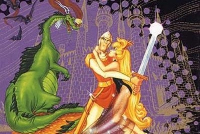 ScrewAttack: Dragon's Lair