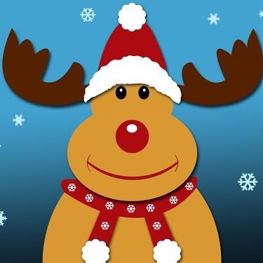 Villancicos de Navidad para niños en inglés: Rudolph the red nosed reindeer
