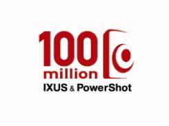 Canon celebra la fabricación de su compacta digital número 100 millones