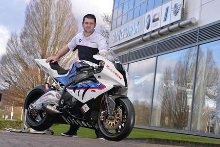 Michael Dunlop firma con BMW Motorrad para conquistar el Tourist Trophy