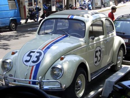 Coches de película: Beetle Escarabajo de Herbie