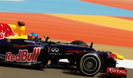 Sebastian Vettel se reencuentra con la victoria en el GP de Bahréin
