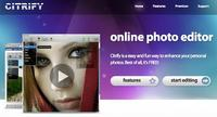 Citrify, un avanzado editor de imágenes online