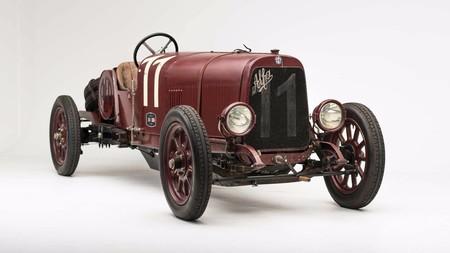 La odisea del Alfa Romeo más antiguo del mundo: de extraer agua en una granja, a subasta millonaria