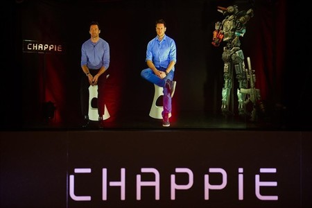 Chappie Nh Holograma