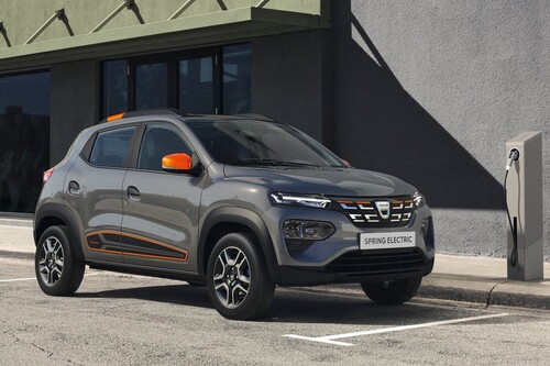 Dacia Spring Electric: el Kwid eléctrico ya es una realidad, y es el EV más barato de Europa