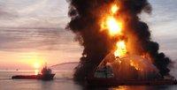 National Geographic se acerca al desastre ecológico del golfo de México