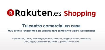 Rakuten llegará a España este mismo año para competir con Amazon