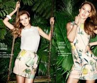 A favor de la moda ecológica, H&M Conscious Collection Primavera 2012