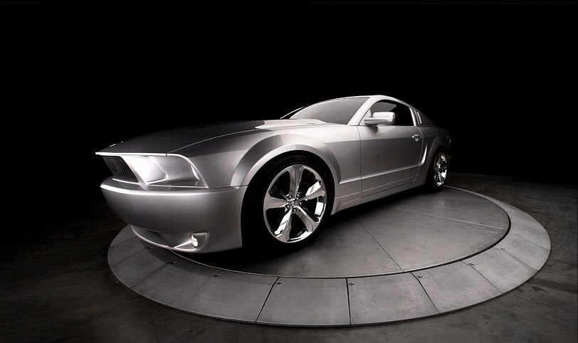 Foto de 2009 Ford Mustang Iacocca 45th Anniversary Edition (1/19)