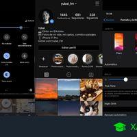 Modo oscuro de Instagram: qué es y cómo funciona en Android e iOS