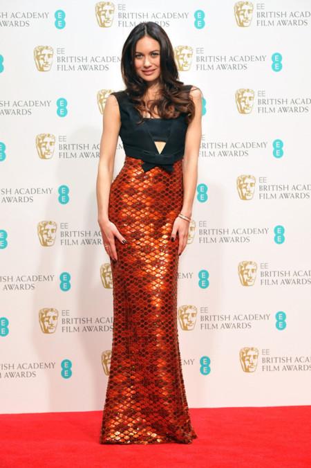 Olga Kurylenko mejor BAFTA 2014