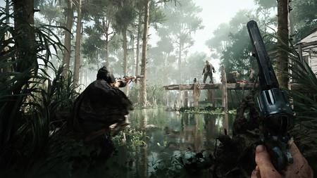 Hunt: Showdown ya tiene juego cruzado entre Xbox One y PS4, aunque de momento es solo para el matchmaking