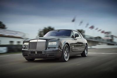 Rolls-Royce Chicane Phantom Coupe - hecho a la medida e inspirado en Goodwood