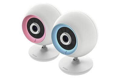 D-Link lanza una nueva cámara WiFi para vigilar bebés