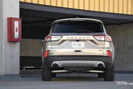 Ford Escape Hybrid Opiniones Mexico Prueba 3