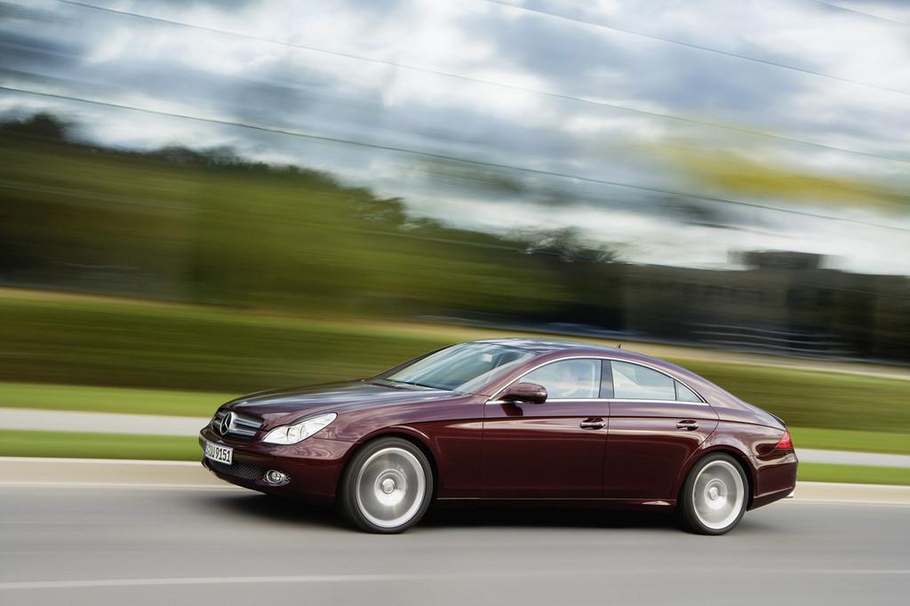 Foto de Mercedes-Benz Clase CLS 2008 (1/14)