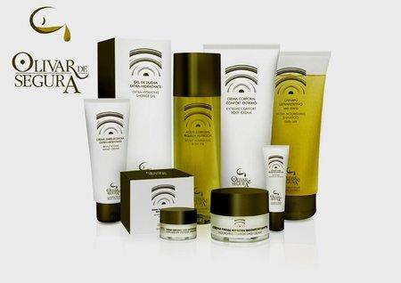Olivar de Segura, cosmética natural de aceite de oliva