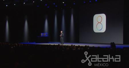 iOS 8, ya está aquí